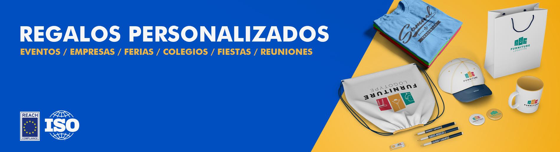 REGALOS PERSONALIZADOS ALCALÁ DE HENARES